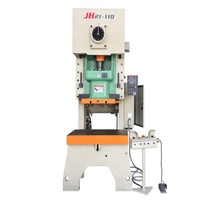 JH21 Series Power Press Punch Full Automatic Aluminium Foil Container Making Machine