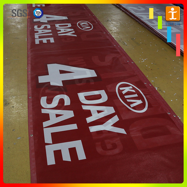 Certified//CERTIFICADO Extra Large 13 oz Heavy Duty Vinyl Banner Sign with Metal Grommets Advertising Many Sizes Available Store New Flag,