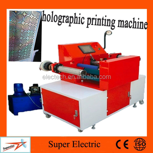 Auto Laser Holographic Printer 3D Hologram Printer