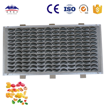Starch mould candy making machine