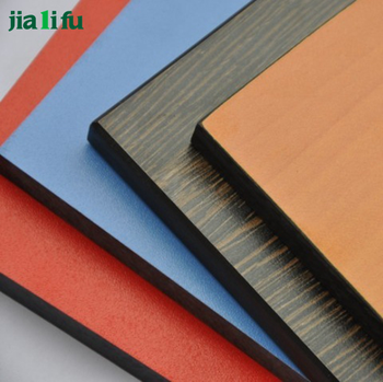 Jialifu Flexible Glossy Compact Formica Exterior Laminate