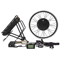 JB-205/35 48v 1000w 28 inch electric bike conversion kit china