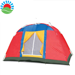 portable camping trailer tent tent camping trip tenda double camping tent