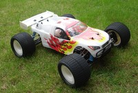 Lipo battery RTR brushless 1/8 rc car