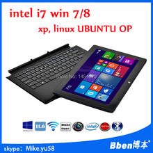 Sliver 11.6inch Windows8 Tablets intel i3/i5/i7 Core 128/256GB cameras Bluetooth WiFi GPS Tablet PC with magnetic Keyboard Case