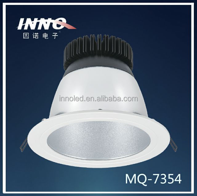 Top Brand Light Source 12w 15w 17w dimmable LED Spot Downlight