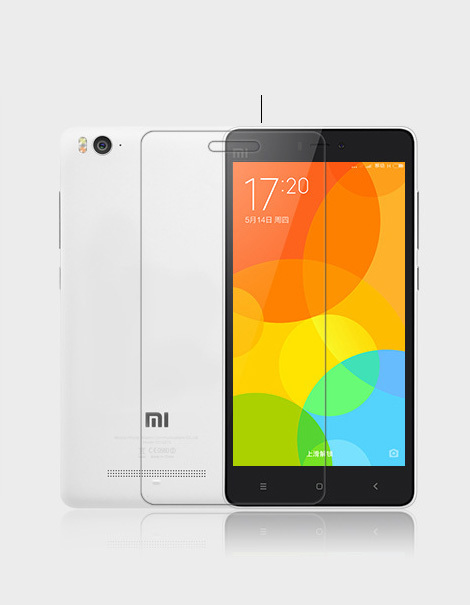 Nillkin for Xiaomi Mi4i 5.0 inch 0.3mm Matte Glass Film Anti-Scratch Anti-Fingerprints Screen Protectors Radiation protection