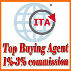 1%-3% COMMISSION! Guangzhou Market Agent in China jewelry buying agent