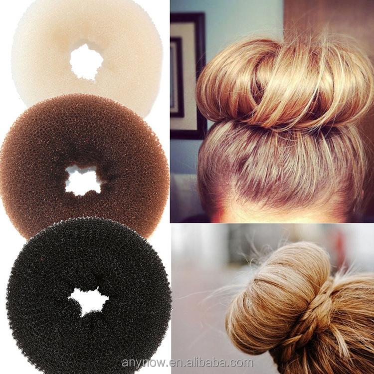 Hair Donut Bun Hair Donut Bun Suppliers And Manufacturers At - Diy bun warmer