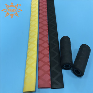 Nice Looking X Pattern Heat Shrink Tube for Fishing Rod