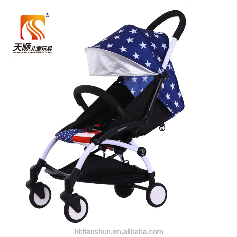 Umbrella baby stroller China with foldable function and light weight easy carry stroller design