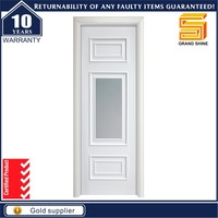 India Waterproof Bathroom Door UPVC Window And Door Accessories