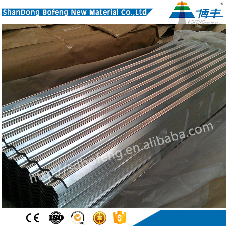 Heat resistant Safe galvanized roofing sheet sizes metal prices