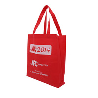 Custom Logo Durable Non Woven Shopping Bag Wholesale Promotion Carry Bags