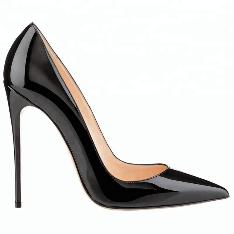 Sexy Ladies Dress Shoes Pumps Black