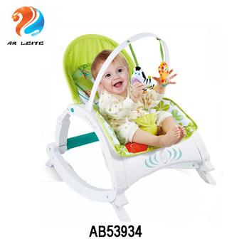 4ee31ae3d00 Baby Bouncer Rocker Chair Newborn-to-toddler Portable Rocker ...