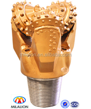 "Good price air rotary drilling 9"" IADC635 tricone bit for mine"
