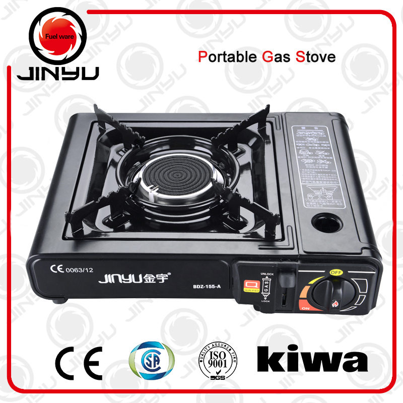 High Pressure Gas Stove : Cast iron high pressure gas stove cooker and