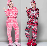 snowflake snowman onesie pajamas funny christmas onesie for adults