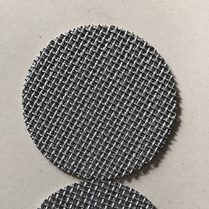 Stainless steel woven wire mesh mash filter disc and packs