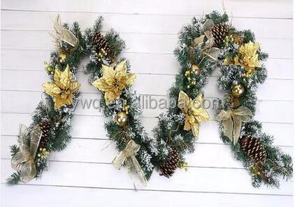Wholesale Christmas Garland Artificial