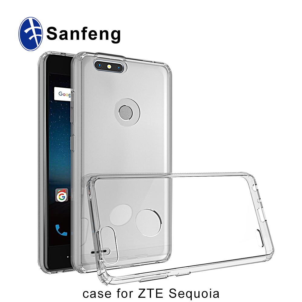 half off ad715 48456 For Zte Blade Z Max Cell Phone Case,Transparent Tpu Back Cover For Zte Zmax  Pro 2 Sequoia Z982 - Buy For Zte Blade Z Max Cell Phone Case,Back Cover ...