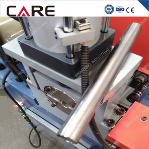 Single head round bar beveling machine/metal pipe and bar chamfering machine/pipe beveling equipment