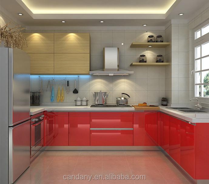Alla Moda Stile Mobili Da Cucina,Prezzi Cucina Componibile In ...