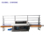 JFE-9243 PLC 9 motors glass Straight line edging and polishing processing machine with CE
