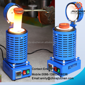 Portable Electric Gold Jewelry Casting Furnace with 1kg 2kg 3kg 4kg