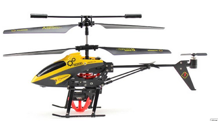3.5CH rc Helicopter with light control the best toy for Children