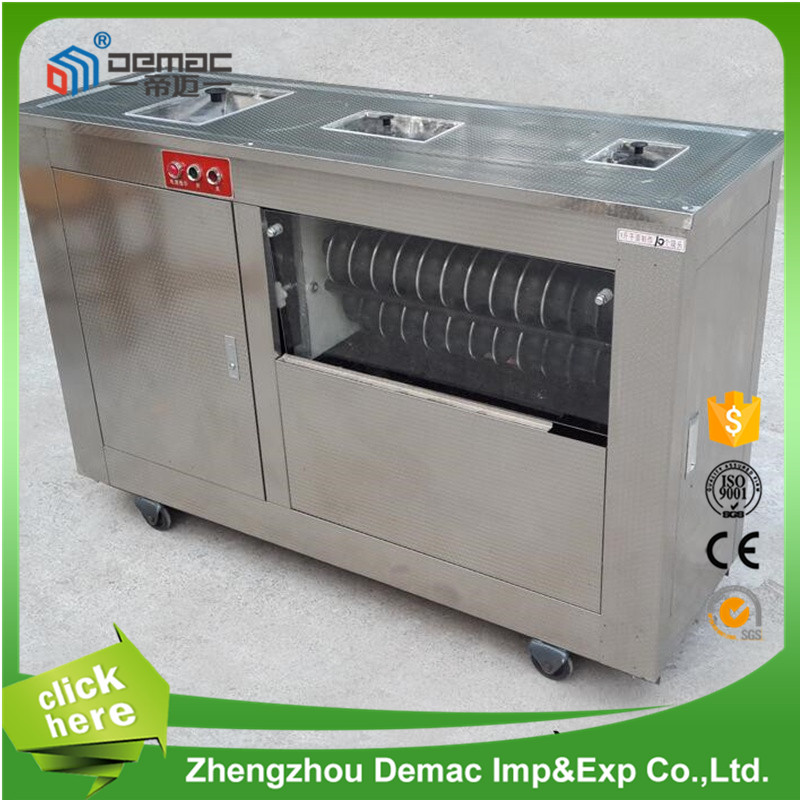 High efficiency dough round balls making machine for chinese restaurant and food factory