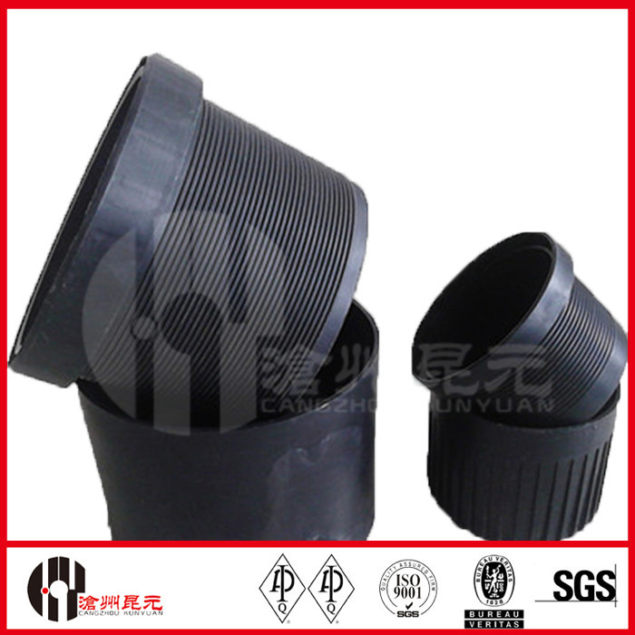 Api dp drill pipe nc reg thread protector with