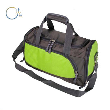 c88eec5ce0 Sports Duffle Bag Fitness Gym Bag Duffle Yoga Bag with a Shoe Compartment