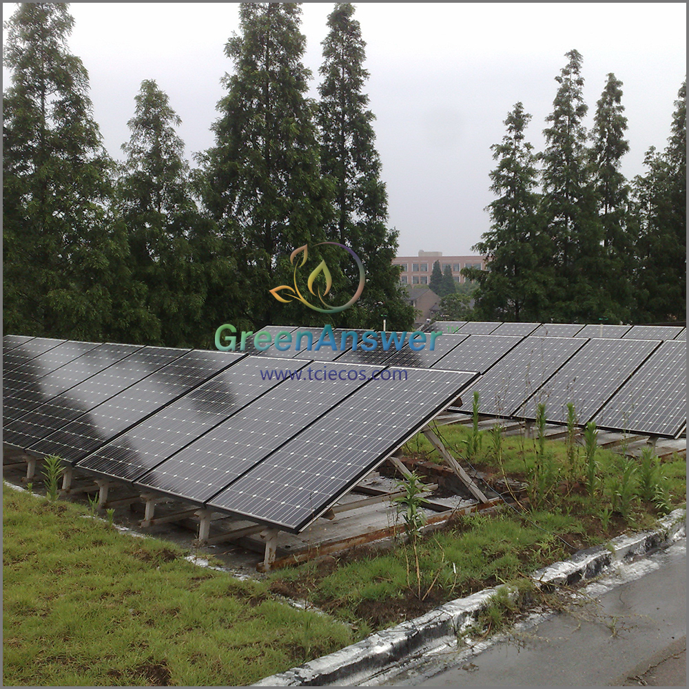 Chinese Supplier Customized 9.2kw Solar Pump Station Lifting Water ...