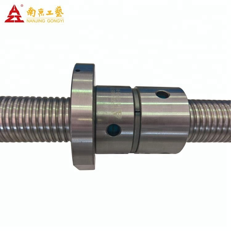Good prices 300-1000 mm length F/J/DK/DG/C circulation mode precision ball screw