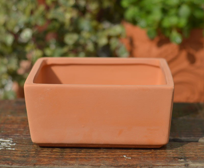 Garden Ceramic Terracotta Square Flower Pots Wholesale