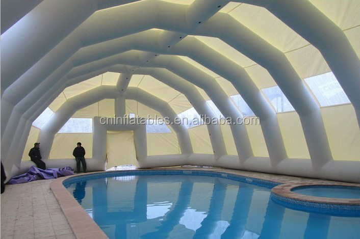 Inflatable Tent Huge Inflatable Dome Tent Inflatable Swimming Pool Tent Buy Inflatable Dome