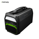 New design 110V/60HZ AC Output aluminum alloy housing Three DC Output 5A Max power station charger for outdoor