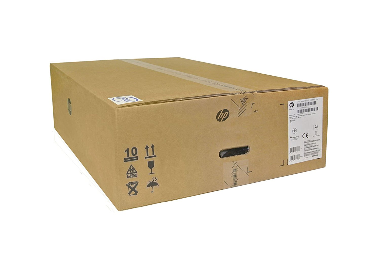 HP DL160 G6 Hot Plug 8SFF 500W CTO Rack Chassis 593352-B21