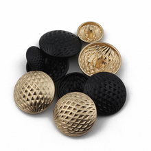 // Factory price metal jeans button for clothing // plated shank garments metal buttons // BK-BUT618