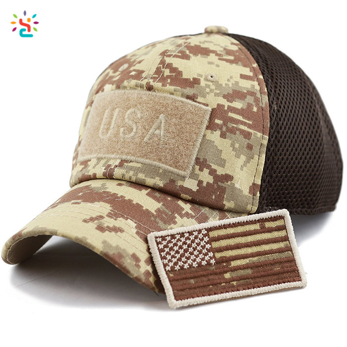 Unstructured American flag hat baseball cap patch hats 6 panel low profile  baseball cap tactical operator cotton hat aabb6bbbff4