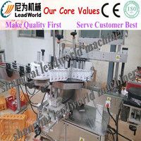 Automatic Adhesive Sticker Labeling Machine/ System/ Plant
