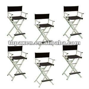 Oferta 6 Sillas De Maquillaje Plegables Portable MakeUp Station Studio Chair