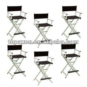 Oferta 6 sillas de maquillaje plegables esta o est dio de for Oferta sillas plegables