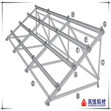 China manufacturers solar panel ground mounting system