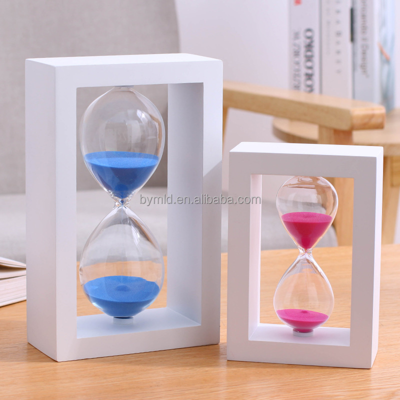 New hourglass shower timer,tea hourglass timer