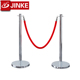 Queue stands, exhibition barrier, road divider, steel fence