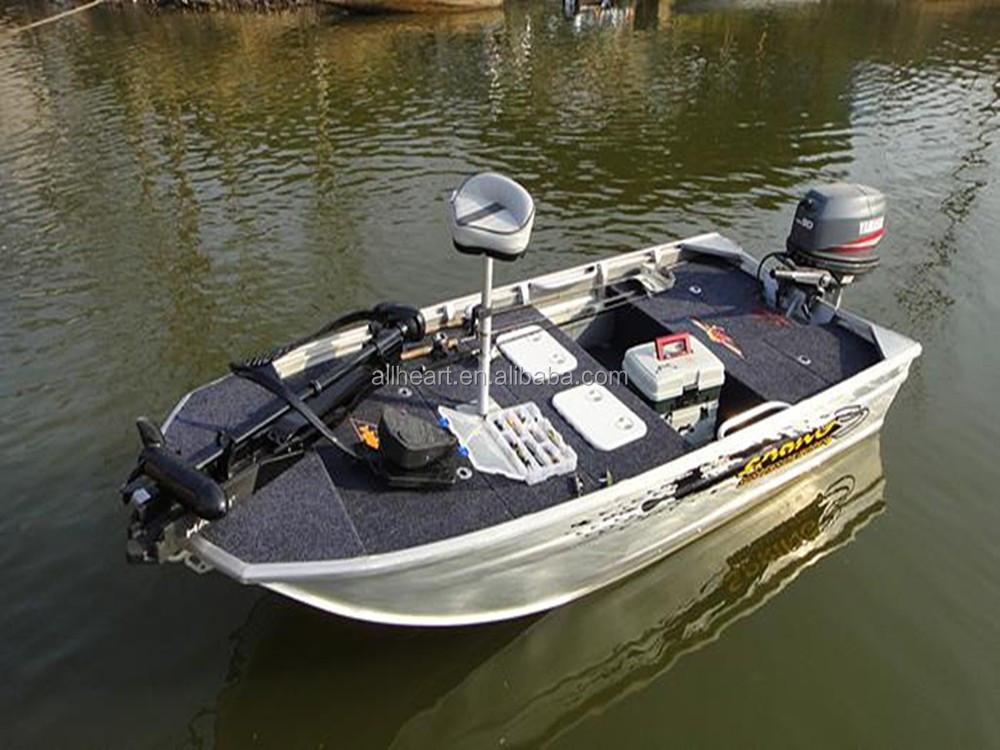 bateau de peche riviere