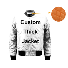 Dropshipping 3d Allover Custom 승화 Printing Men <span class=keywords><strong>겨울</strong></span> Bomber Custom Printed Jacket